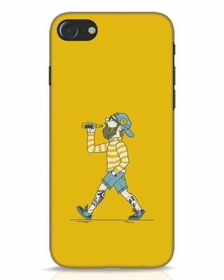 Shop Talli Boy iPhone 7 Mobile Cover-Front