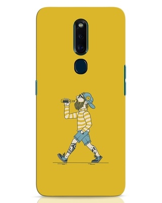 Shop Talli Boy Oppo F11 Pro Mobile Cover-Front