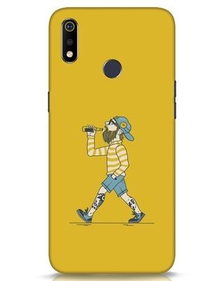 Shop Talli Boy Realme 3i Mobile Cover-Front