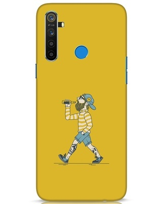 Shop Talli Boy Realme 5 Mobile Cover-Front