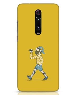 Shop Talli Boy Xiaomi Redmi K20 Pro Mobile Cover-Front