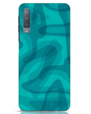 Shop Tangled Samsung Galaxy A7 Mobile Cover-Front