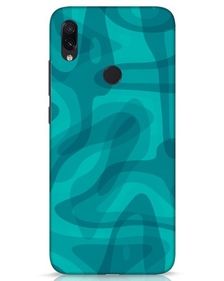 Shop Tangled Xiaomi Redmi Note 7s Mobile Cover-Front