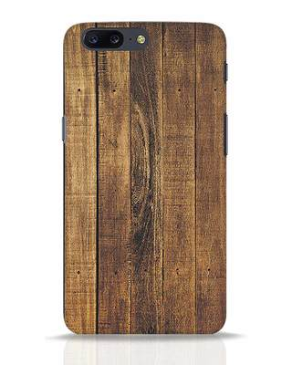 Shop Teak OnePlus 5 Mobile Cover-Front
