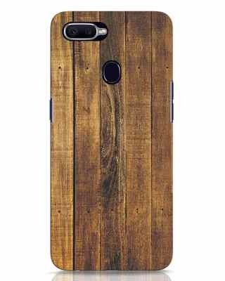 Shop Teak Oppo F9 Pro Mobile Cover-Front