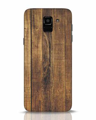 Shop Teak Samsung Galaxy J6 Mobile Cover-Front