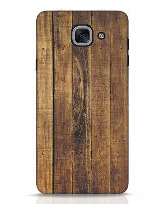 Shop Teak Samsung Galaxy J7 Max Mobile Cover-Front