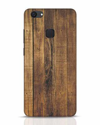 Shop Teak Vivo V7 Plus Mobile Cover-Front