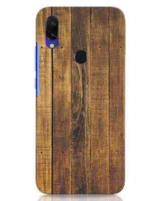 Shop Teak Xiaomi Redmi 7 Mobile Cover-Front