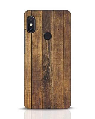 Shop Teak Xiaomi Redmi Note 5 Pro Mobile Cover-Front