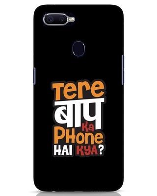 Shop Tere Baap Ka Phone Hai Kya Realme 2 Pro Mobile Cover-Front