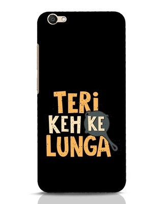 Shop Teri Keh Ke Lunga Vivo V5 Mobile Cover-Front