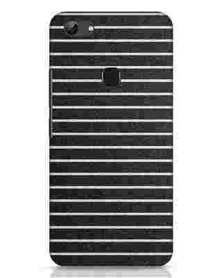 Shop Textured Stripes Vivo Y83 Mobile Cover-Front