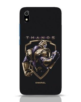 Shop Thanos Xiaomi Redmi 7A Mobile Cover (AVL)-Front
