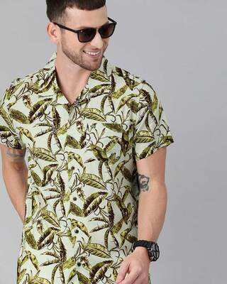 Shop The Bear House Printed Casual Shirt-Front
