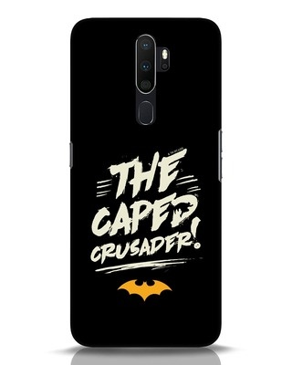 Shop The Caped Crusader Oppo A5 2020 Mobile Cover (BML)-Front