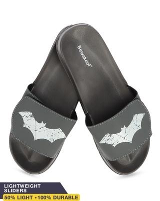 Shop The Dark Knight Adjustable Strap Men Slider-Front
