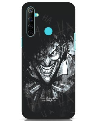 Shop The Joker Laugh Realme Narzo 10 Mobile Cover (BML)-Front