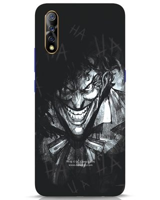 Shop The Joker Laugh Vivo S1 Mobile Cover (BML)-Front