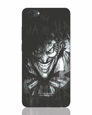 Shop The Joker Laugh Vivo V7 Plus Mobile Cover (BML)-Front