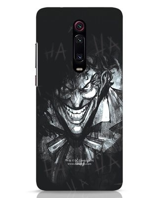 Shop The Joker Laugh Xiaomi Redmi K20 Mobile Cover (BML)-Front