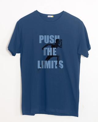 Buy The Limits Half Sleeve T-Shirt Online India @ Bewakoof.com