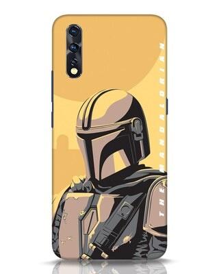 Shop The Mandolarian Vivo Z1x Mobile Cover-Front