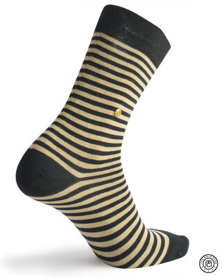Shop The Moja Club printed Socks-Front