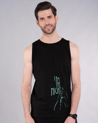 Shop The Night Batman Vest (BML)-Front