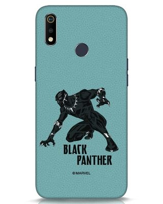 Shop The Panther Looks Realme 3i Mobile Cover-Front