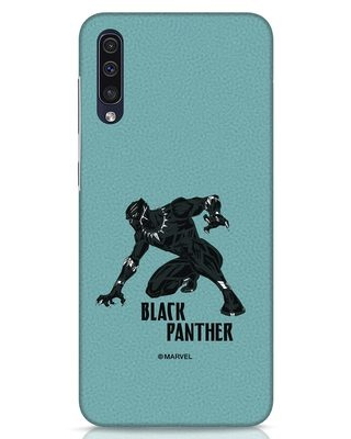 Shop The Panther Looks Samsung Galaxy A50 Mobile Cover-Front