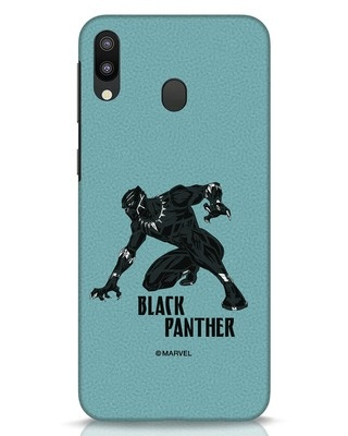 Shop The Panther Looks Samsung Galaxy M20 Mobile Cover-Front