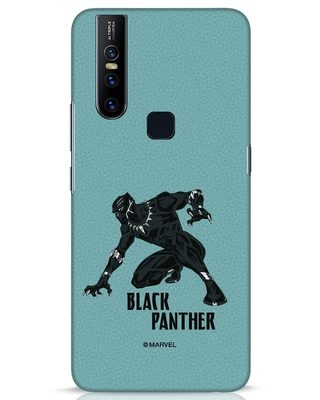 Shop The Panther Looks Vivo V15 Mobile Cover-Front