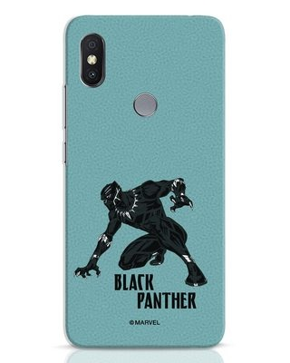 Shop The Panther Looks Xiaomi Redmi Y2 Mobile Cover-Front
