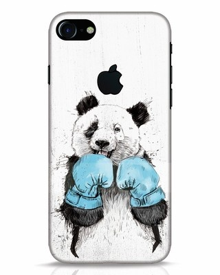 Shop The Winner iPhone 7 Logo Cut Mobile Cover-Front