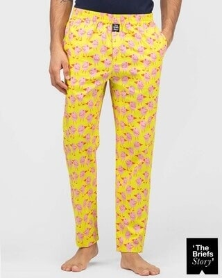 Shop Thebriefsstory EGG-CITED - PJ-M-Front