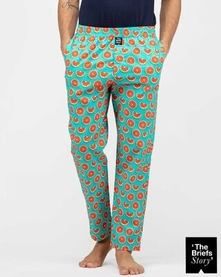 Shop Thebriefsstory FRESH ORANGE-PJ-M-Front