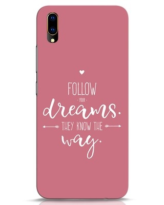 Shop They Know The Way Vivo V11 Pro Mobile Cover-Front