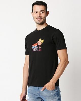 Shop TBF Dexter & Didi Unisex T-shirt-Front