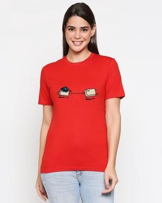 Shop TBF The ESC artist Unisex T-Shirt-Front