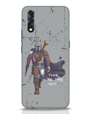 Shop This Is The Way Vivo Z1x Mobile Cover-Front