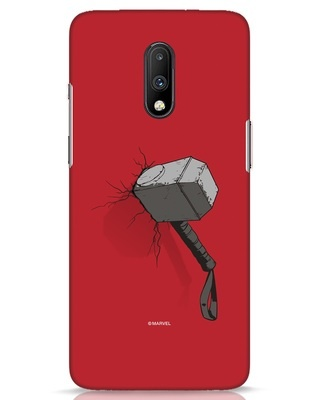Shop Thor Hammer OnePlus 7 Mobile Cover-Front