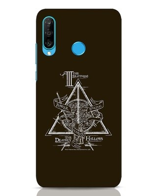 Shop Three Brothers Huawei P30 Lite Mobile Cover (HP)-Front