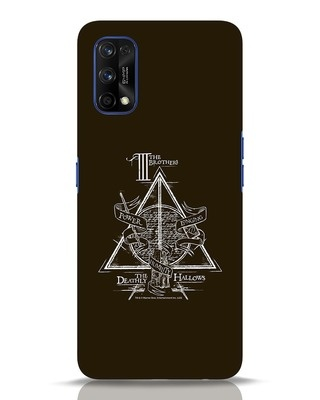 Shop Three Brothers Realme 7 pro Mobile Cover (HP)-Front