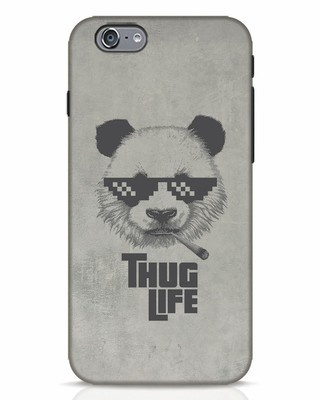 Shop Thug Life iPhone 6 Mobile Cover-Front