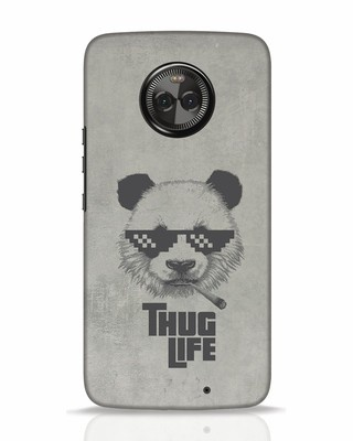 Shop Thug Life Moto X4 Mobile Cover-Front