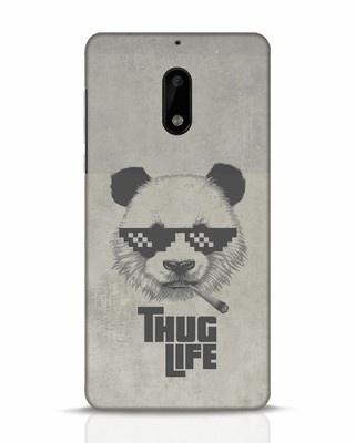 Shop Thug Life Nokia 6 Mobile Cover-Front