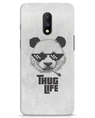 Shop Thug Life OnePlus 7 Mobile Cover-Front