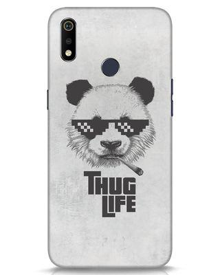 Shop Thug Life Realme 3i Mobile Cover-Front