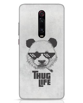 Shop Thug Life Xiaomi Redmi K20 Mobile Cover-Front